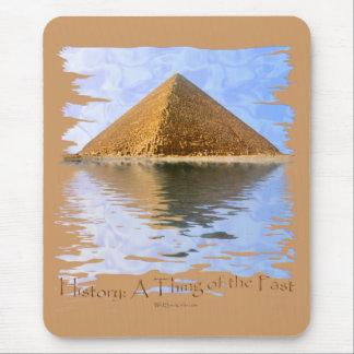 Ancient Giza Pyramid of Egypt Mouse Pad