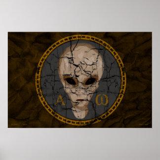 Ancient Gods Poster