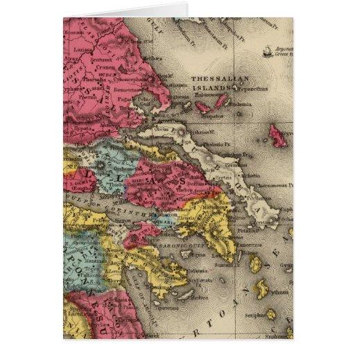 Ancient Greece 2 Card