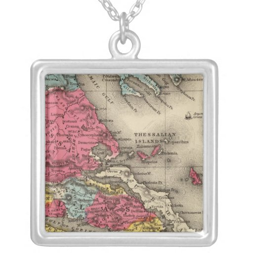 Ancient Greece 2 Custom Jewelry