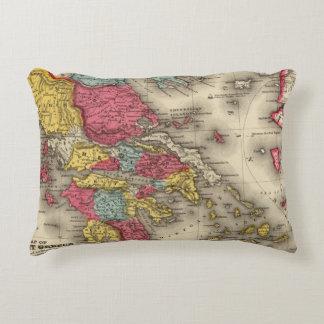Ancient Greece 2 Decorative Pillow
