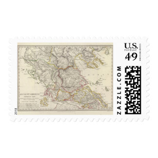 Ancient Greece, northern Postage