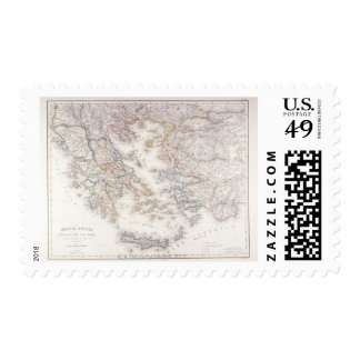 Ancient Greece Postage Stamp