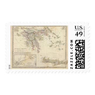 Ancient Greece, southern Postage