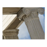 Ancient Greek Architectural Columns Postcard