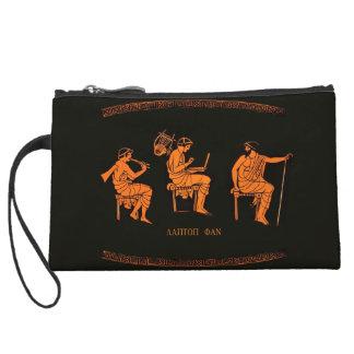 Ancient Greek computer lesson Wristlet