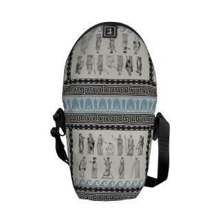 Ancient Greek Gods Goddesses Mini Messenger Bag
