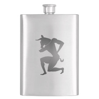 Ancient Greek Minotaur Flask