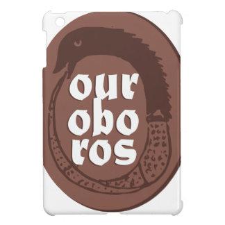 Ancient Greek Ouroboros Cover For The iPad Mini