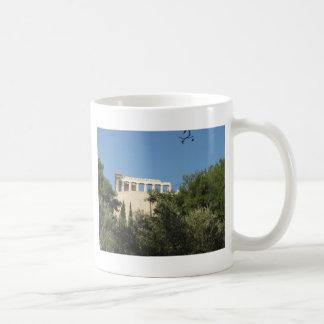 Ancient Greek Parthenon from afar Coffee Mug
