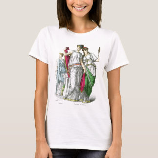Ancient Greek Priestess and Noble Women T-Shirt