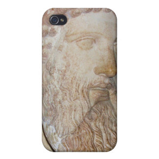 Ancient Greek Spartan Warrior iPhone 4/4S Covers