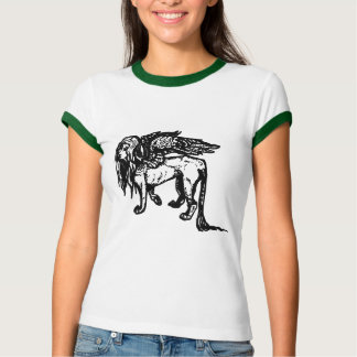 Ancient Greek Sphinx (Leo/Virgo) T-Shirt