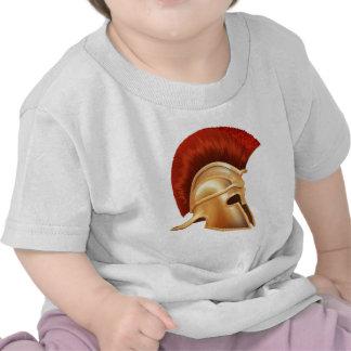 Ancient Greek Warrior Helmet Shirt