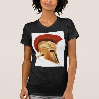 Ancient Greek Warrior Helmet T-shirt