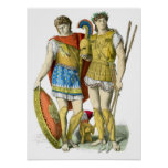 Ancient Greek Warriors Print