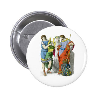 Ancient Greeks Button