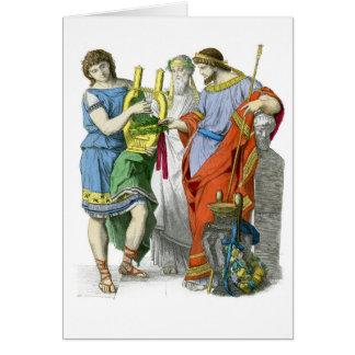Ancient Greeks Card