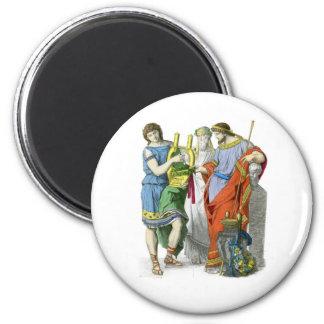 Ancient Greeks Magnet