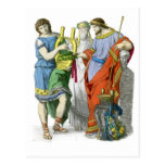 Ancient Greeks Post Cards
