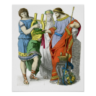 Ancient Greeks Poster