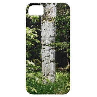 Ancient Haida Totem Hidden on Haida Gwaii iPhone SE/5/5s Case