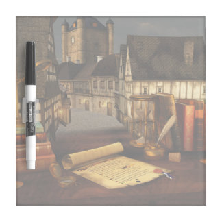Ancient Horizons Dry Erase Board