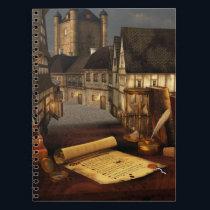 Ancient Horizons Notebook