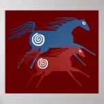Ancient Horses 2 Poster