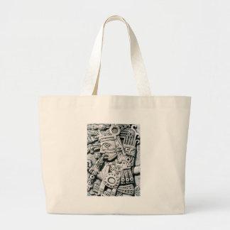 Ancient Inca Tote Bag