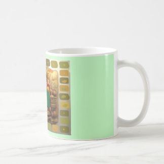 Ancient Indian Culture Coffee Mug