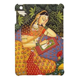 Ancient Indian Mughal Princess iPad Mini Cover