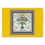 Ancient Italian Ornament Greeting Cards