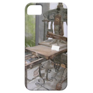Ancient italian printing press iPhone SE/5/5s case