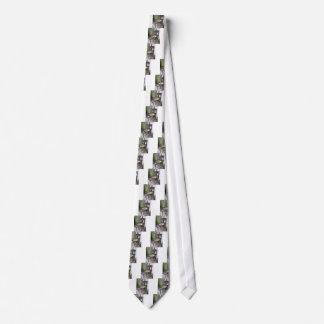 Ancient italian printing press tie