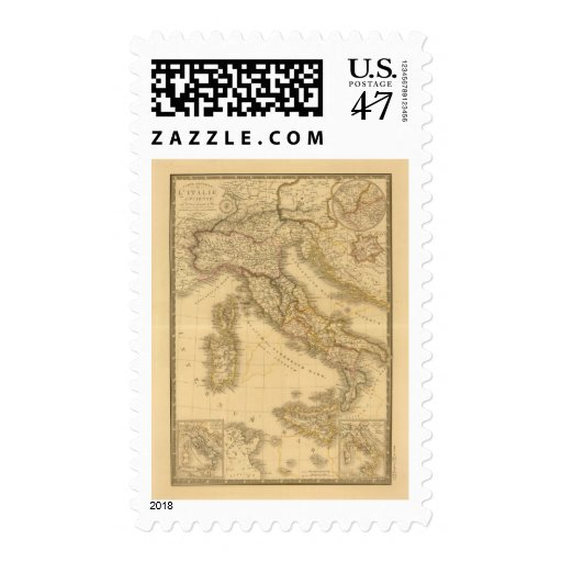 Ancient Italy 2 Postage