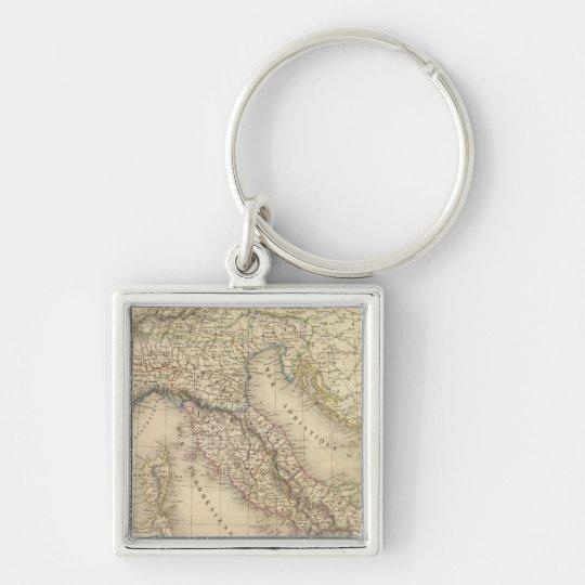 Ancient Italy 3 Keychain