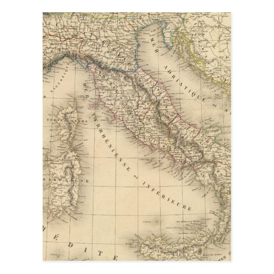 Ancient Italy 3 Postcard