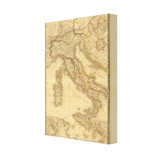 Ancient Italy Canvas Prints