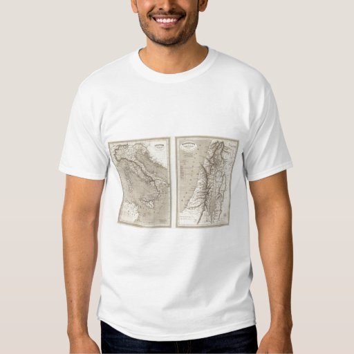 Ancient Italy, Palestine T-Shirt