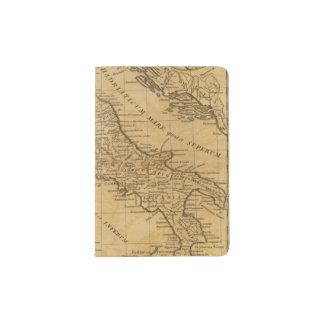 Ancient Italy Passport Holder