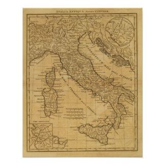 Ancient Italy Poster