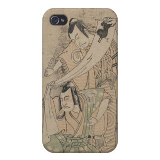 Ancient Japan circa 1700s Cover For iPhone 4