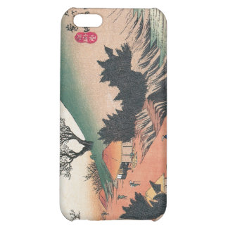 Ancient Japan. Cover For iPhone 5C