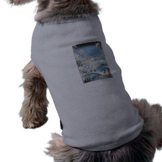 Ancient Japanese Art Dog Clothes