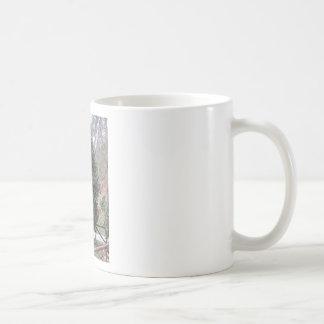 Ancient japanese cultivar of Camellia japonica Coffee Mug