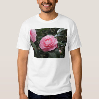 Ancient japanese cultivar of Camellia japonica T Shirt