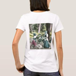 Ancient Japanese Kendo Martial Art Vintage Japan T-Shirt