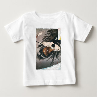 Ancient Japanese Painting Baby T-Shirt
