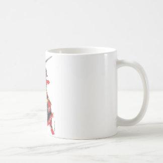 ANCIENT JAPANESE SAMURAI WARRIOR COFFEE MUG
